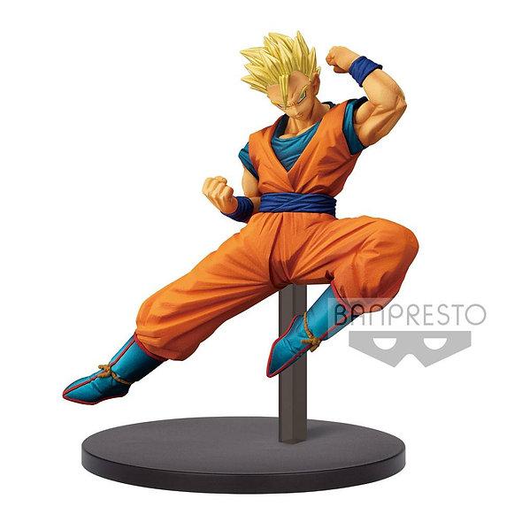 Dragon Ball Super Chosenshiretsuden PVC Statue Super Saiyan Son Gohan 16 cm