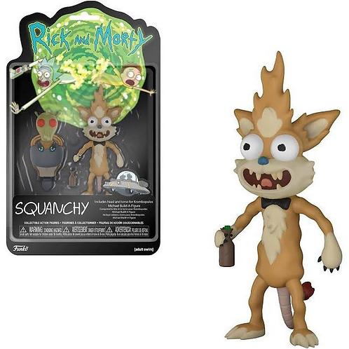 Rick & Morty Action Figure Squanchy 13 cm