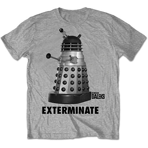 "Dr. Who & The Daleks ""Exterminate"""