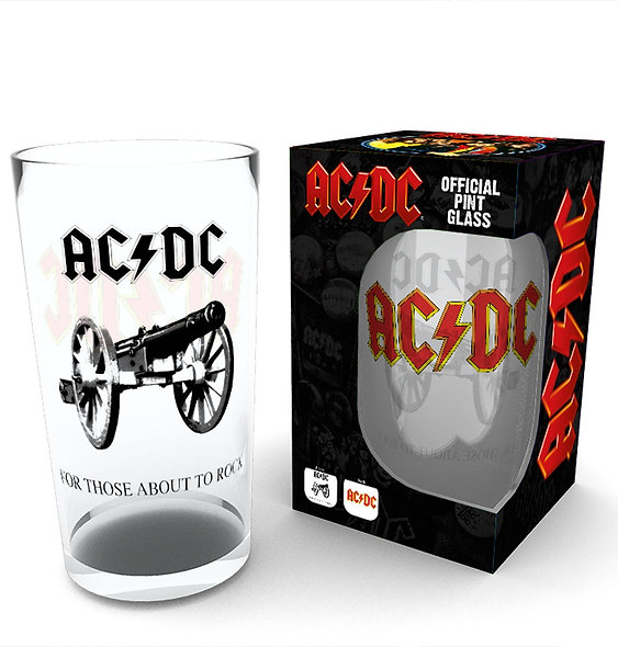 AC/DC For Those Who Are About To Rock