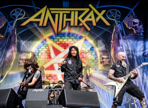 ANTHRAX HAVE MAJOR PLANS IN THE WORKS