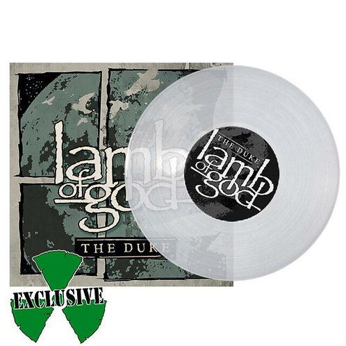 Lamb Of God, The Duke (Clear Vinyl)