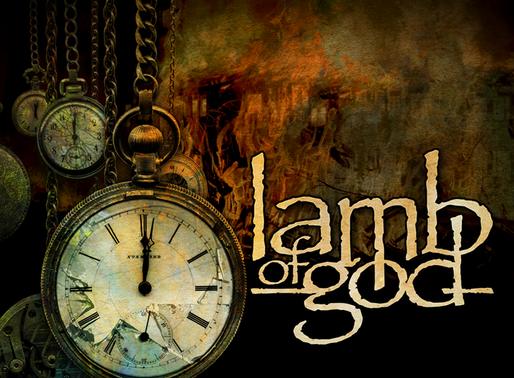 Lamb Of God, New Album...