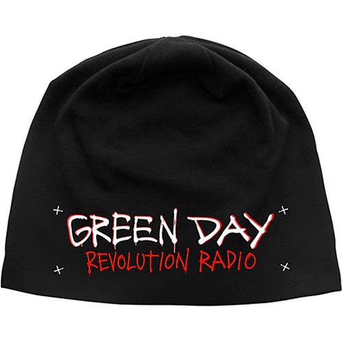 """Green Day """"Revolution Radio""""Unisex Beanie"""