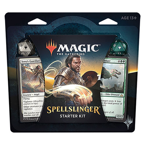 Magic The Gathering Spellslinger Starter Kit 2018 (English)