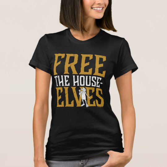Harry Potter, Free The House Elves