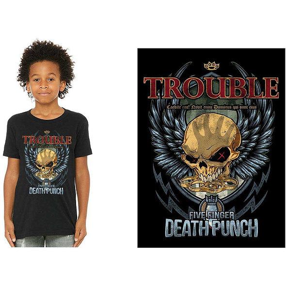 Five Finger Death Punch, Trouble