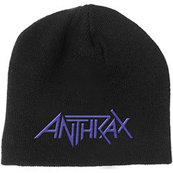 Anthrax Purple Logo