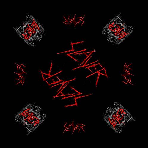 Slayer Logo Bandana
