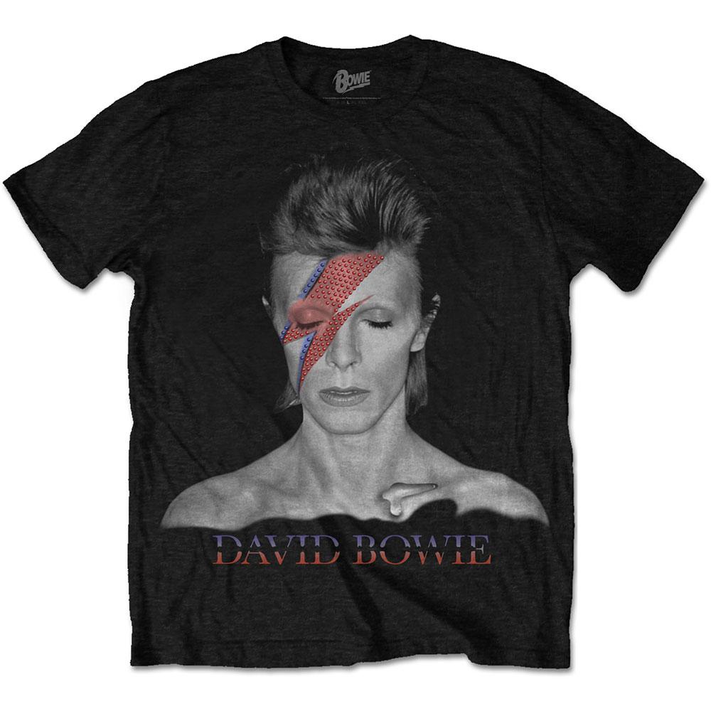 David Bowie Aladdin Black