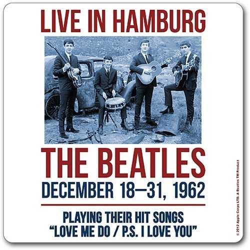 Beatles (The), 1962 Hamburg