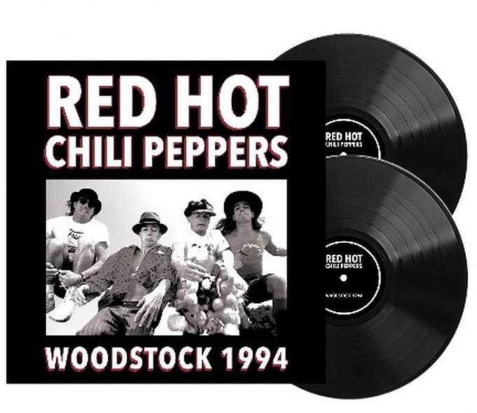 Red Hot Chili Peppers, Woodstock 1994