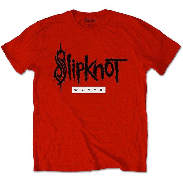Slipknot, Wanyk (Back Print)
