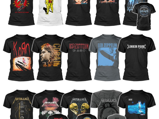 New T-Shirts Designs Available