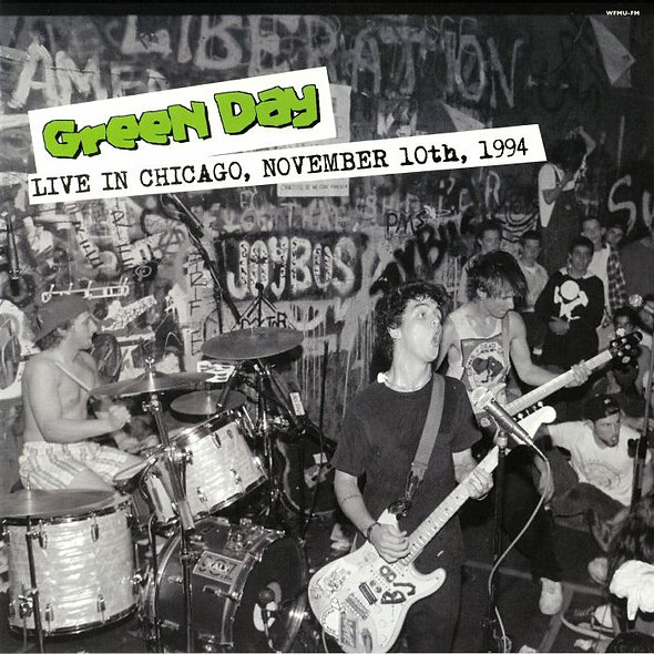 Green Day, Live In Chicago November 10th 1994