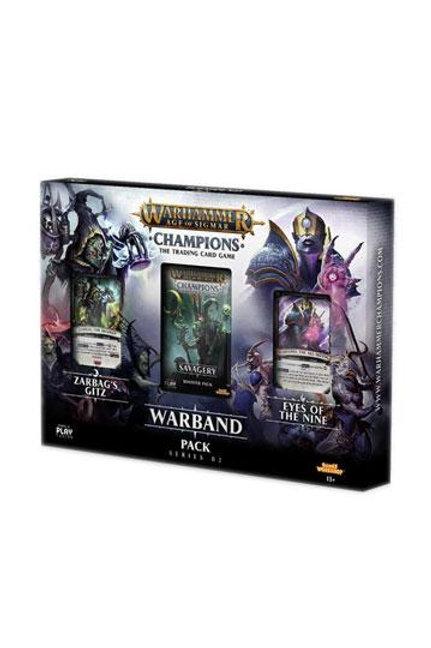 Warhammer Age of Sigmar Champions Warband 2
