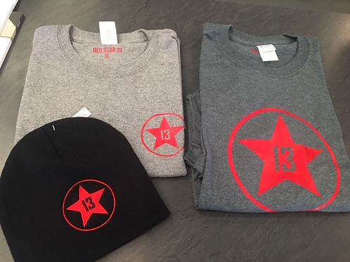 RED STAR 13 OFFICIAL MERCHANDISE