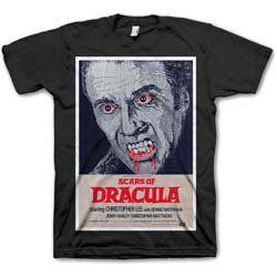 Dracula, The Scars Of