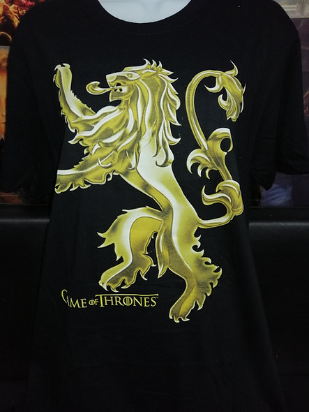 Game Of Thrones, House Of Lannister