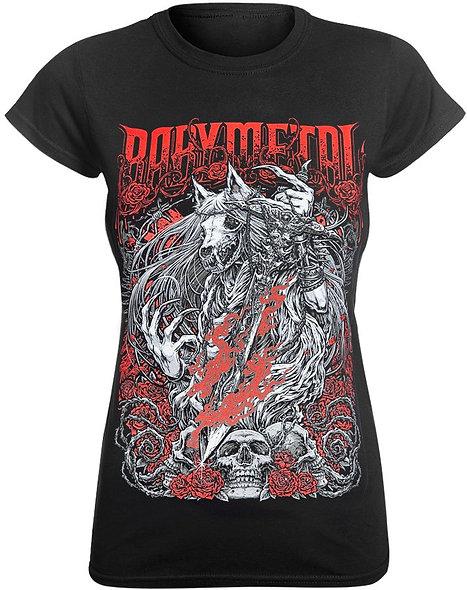 Babymetal Rosewolf (Ladies)