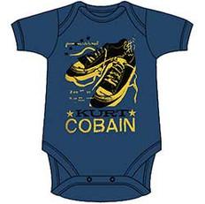 Kurt Cobain Kids Baby Grow: Laces