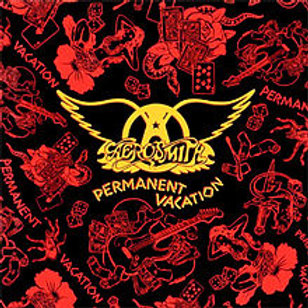 Aerosmith, Permanent Vacation  (180 Gram Heavyweight Vinyl + MP3 Download)