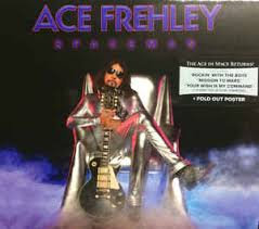 Ace Frehley, Spaceman