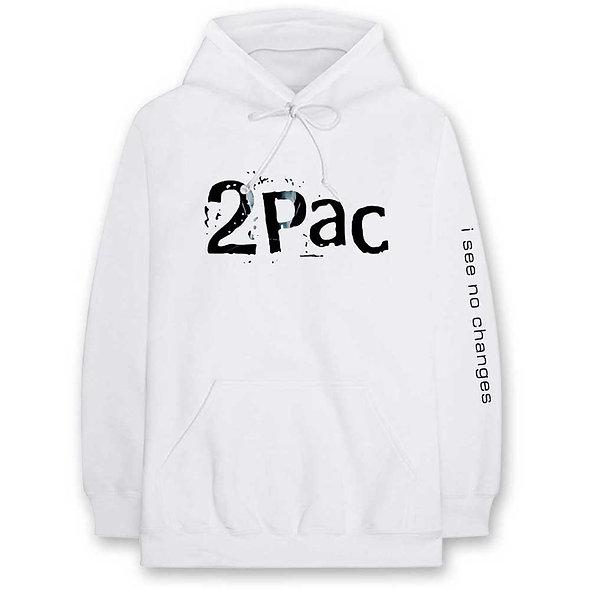 2 Pac (Tupac), See No Changes Hoodie