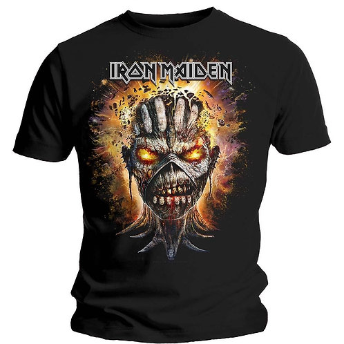 Iron Maiden, Eddie Exploding Head