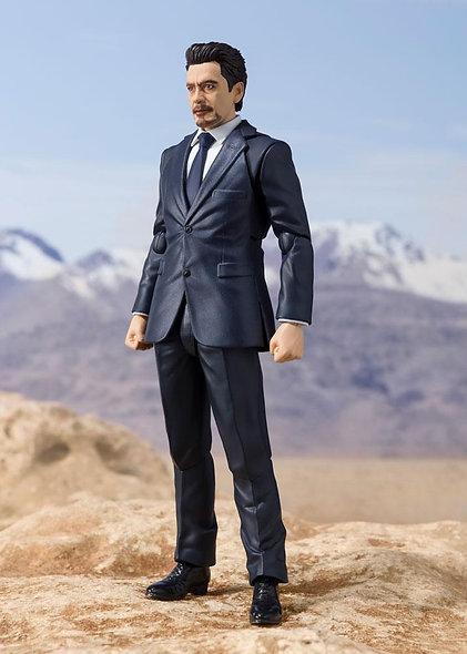 Iron Man S.H. Figuarts Action Figure Tony Stark (Birth of Iron Man) 15 cm
