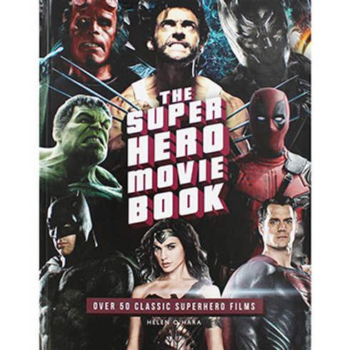 The Superhero Movie Book