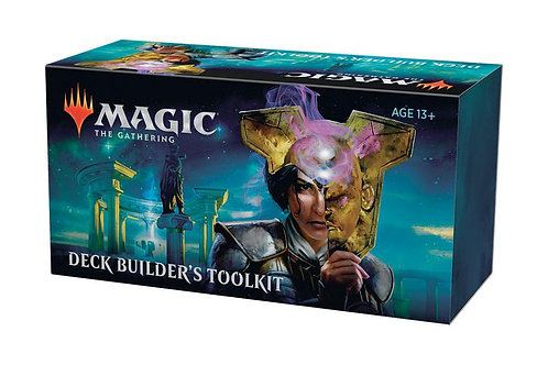 Magic The Gathering Theros Beyond Death Deck Builder's Toolkit (English)