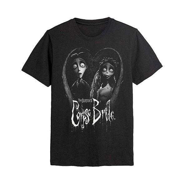 Corpse Bride, Bride & Groom