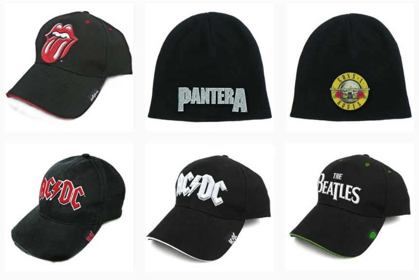 Beanies &  Caps From £8.00