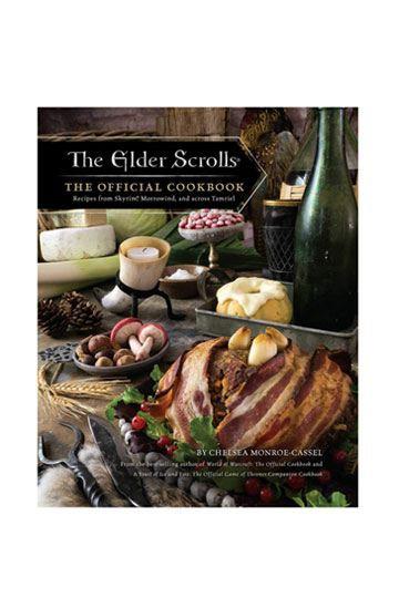 The Elder Scrolls Cookbook The Official Cookbook