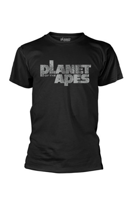 Planet of the Apes T-Shirt Distress Logo