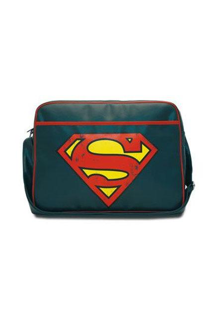 DC Comics Messenger Bag Superman Logo