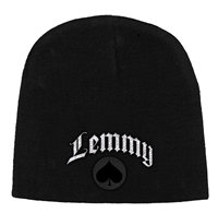 Lemmy, Ace Of Spades (Beanie)