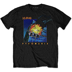 Def Leppard. Pyromania