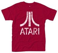 Atari Logo Red