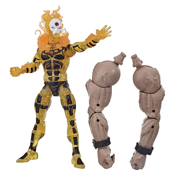 X-Men: Age of Apocalypse Marvel Legends Series Sunfire 15cm