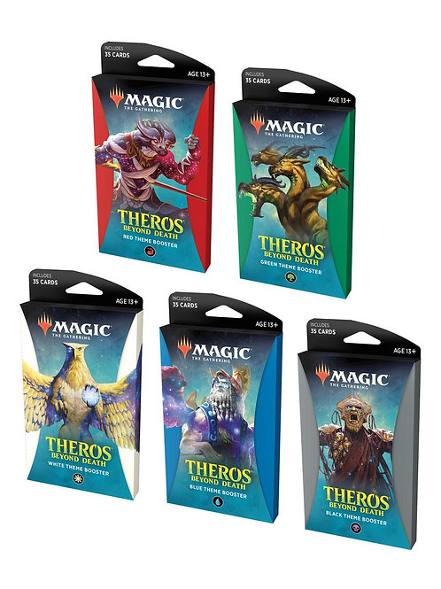 Magic the Gathering Theros Beyond Death Theme Booster (English)