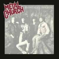 Metal Church, Blessing In Disguise (Ltd Ed Silver Vinyl 180 Gram Audiophile Viny