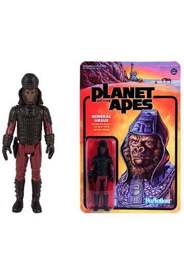 Planet of the Apes ReAction Action Figure General Ursus 10 cm