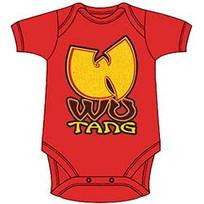 Wu-Tang Clan Kids Baby Grow: Wu-Tang