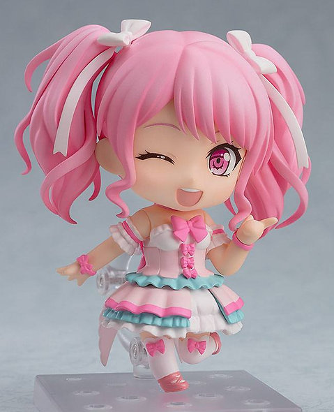 BanG Dream! Nendoroid Action Figure Aya Maruyama Stage Outfit Ver. 10cm