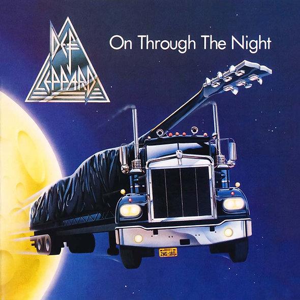 Def Leppard, On Through The Night