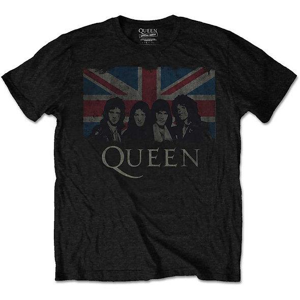 Queen, Union Jack