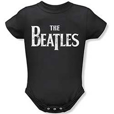 The Beatles Kids Baby Grow: Drop T Logo