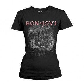 Bon Jovi, Slippery When Wet (Girlie Tee)